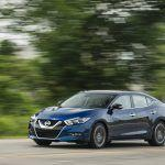 2017 Nissan Maxima - Instrumented Test
