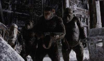The War for the Planet of the Apes Trailer is Here!