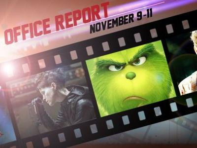The Grinch Took the Roast Beast & Box Office Crown with $78.7 Million Worldwide