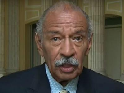 Rep. John Conyers Stepping Aside as Ranking Member of House Judiciary Committee