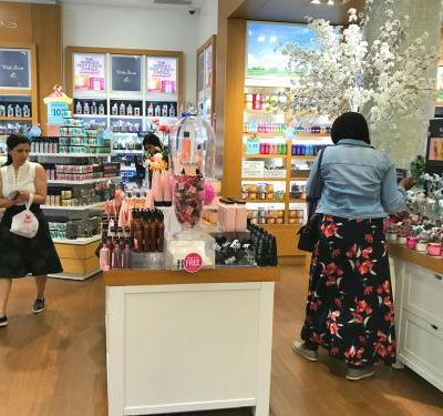 Bath & Body Works is now a standalone company - we visited a store and saw why it's been L Brands' secret weapon