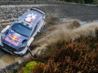 Sebastien Ogier Wins Fifth World Rally Championship Title