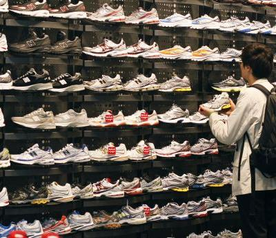 Here's the best way to play the 'rise of sneaker culture'