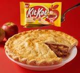 Kit Kat's New Apple Pie-Flavored Bars Would Pair Perfectly With a Scoop of Vanilla Ice Cream