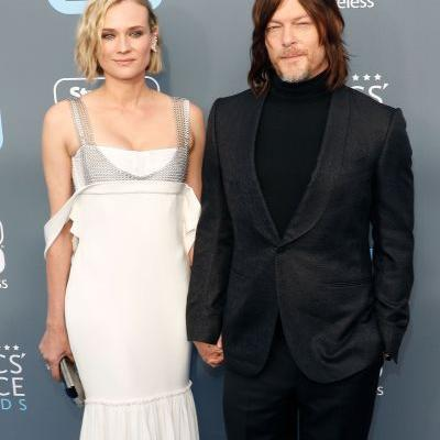 Diane Kruger and Norman Reedus Officially Welcomed Their First Child