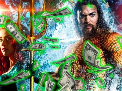 Aquaman About to Swim Past $1 Billion at the Box Office