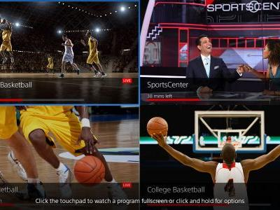 PlayStation Vue Launches Multi-view on Apple TV Today