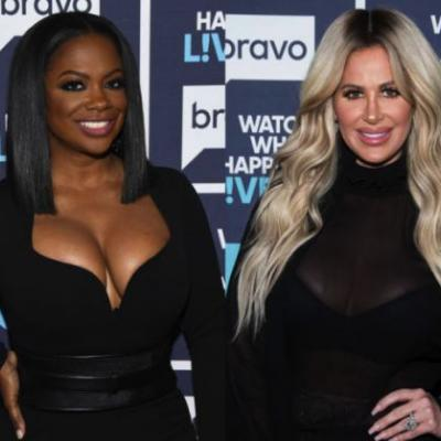 You Said That?! Kandi Denies Offering Kim Lesbihonest Lovin'-& NeNe Jumps In With THIS