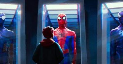 The Animators of 'Spider-Man: Into the Spider-Verse' Reveal How It All Came Together in New Downloadable Commentary Track