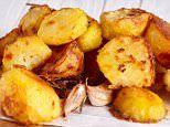 Cancer risk of making your roast potatoes too crunchy