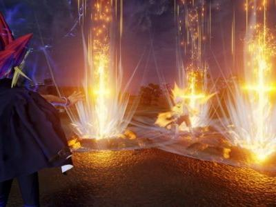 Yugi Moto Believes In The Heart Of The Cards In This New Jump Force Trailer