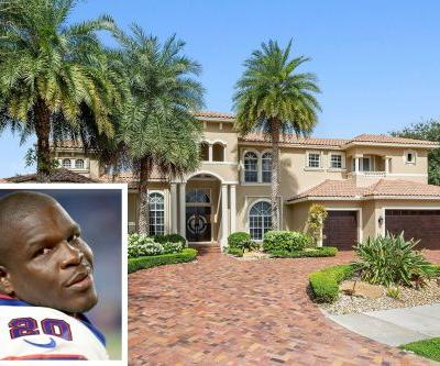 Ex-Miami Dolphins stars Frank Gore and Kenny Stills put Florida homes for sale