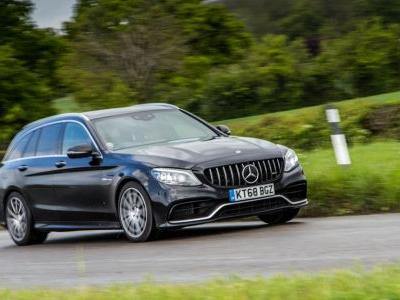 Mercedes-AMG Has Finally Axed The C63's V8 - For A Four-Pot Hybrid