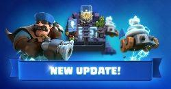 Clash Royale gets new cards, big balance changes, a new arena, and more in today's update