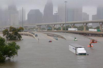 How tech companies are helping with Hurricane Harvey relief