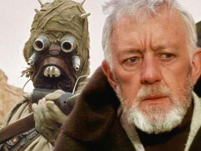 Star Wars Explains Obi-Wan's Tusken Raider Trick From A New Hope