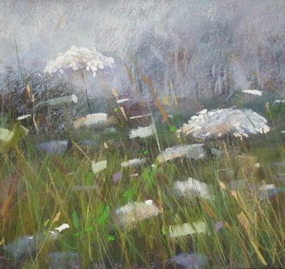 How to Paint Mist, Fog and Haze in Pastel