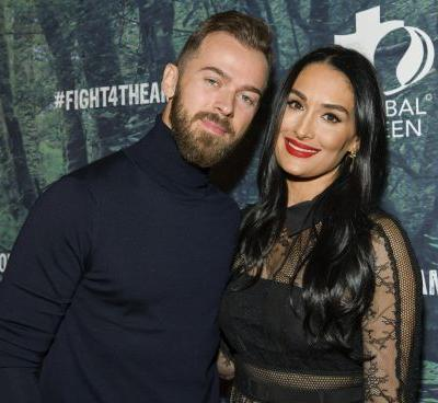 Nikki Bella and Artem Chigvintsev Welcomed a Baby Boy the Day Before Her Twin Gave Birth