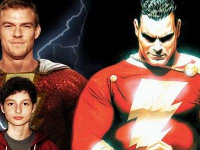 Shazam Is Heading to Canada for Early 2018 Shoot