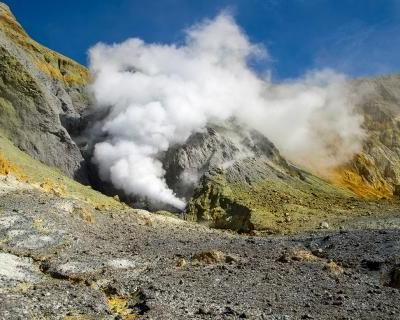 When it comes to volcano tourism, is the reward worth the risk?