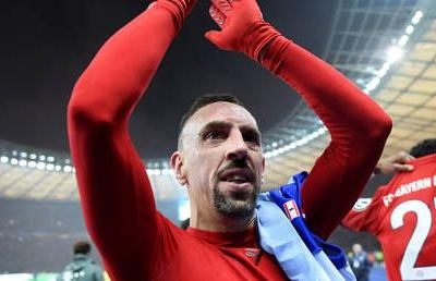 'A dream come true. It won't be easy to say goodbye': Emotional Ribery announces Bayern exit