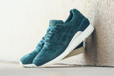"""ASICS Unveils a """"Deep Teal"""" Colorway of the GEL-Respector"""