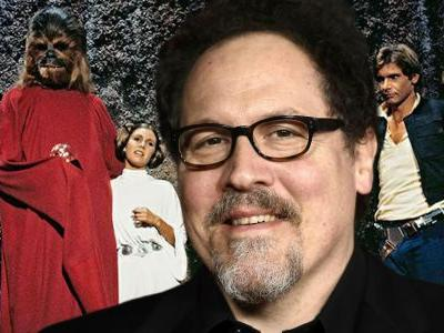 Jon Favreau Wants to Do a Star Wars Holiday Special on Disney+