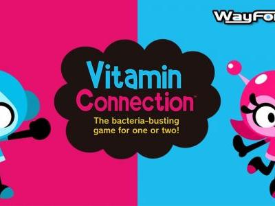 Fight Bacteria in Upcoming Game from WayForward VITAMIN CONNECTION