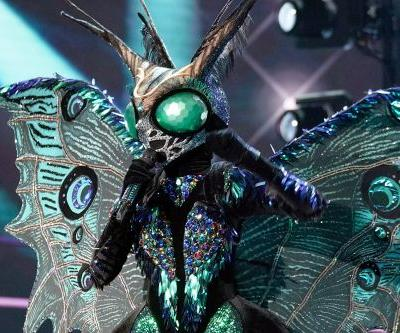 Destiny's Child Singer Michelle Williams Unmasked as The Butterfly on 'The Masked Singer'