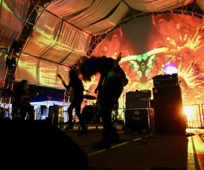 The Most Tripped Out Photos of Desert Daze 2018, Man