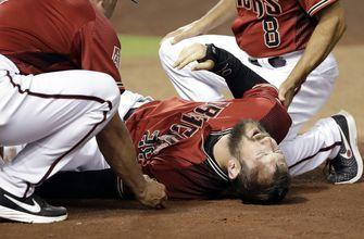 D-backs outfielder Souza out for season with knee injury