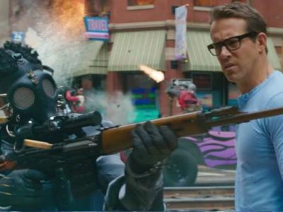 Hilarious and Action-Packed First Trailer For Ryan Reynolds' FREE GUY