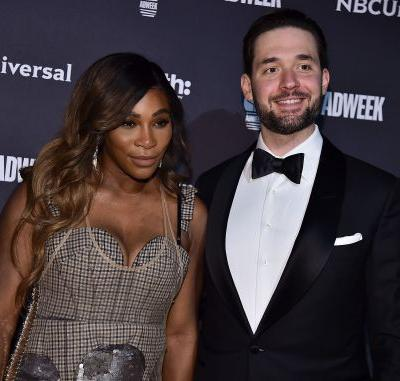 Serena Williams' Quotes About Alexis Ohanian In Her 'Allure' Interview Are Tear-Jerking