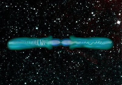 New 3-D Simulations Show How Galactic Centers Cool Their Jets