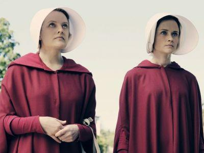 The Handmaid's Tale is a dystopia that feels troubingly real