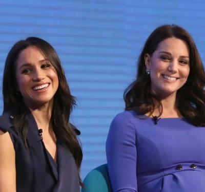Meghan Markle and Kate Middleton appear to follow a style formula so they don't outshine each other