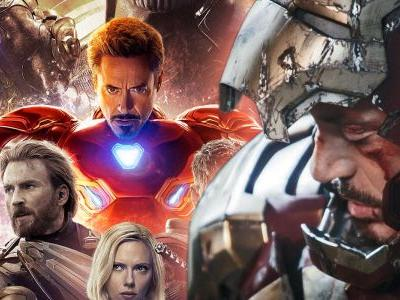 Does Avengers: Infinity War's Poster Tease A Sacrifice For Iron Man?