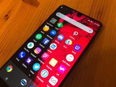 Essential phone review: Groundbreaking but flawed