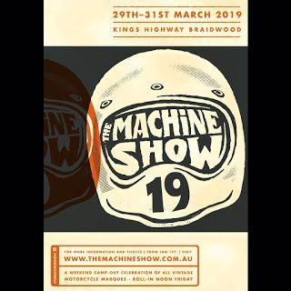 The Machine Show 2019