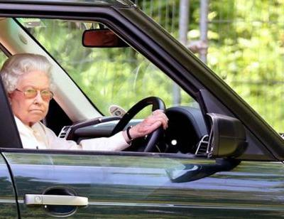 The Queen's old Bentley is being auctioned for £180,000 - and the sat nav still has Windsor Castle programmed as home