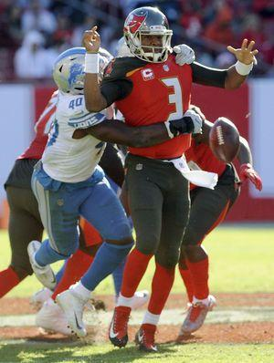 Bucs' Winston, Koetter deny there's tension between them
