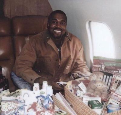 Kanye drops two new songs