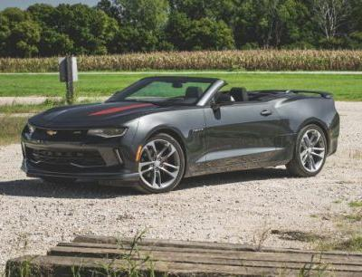 2017 Chevrolet Camaro In-Depth Review: King of the Pony-Car Hill