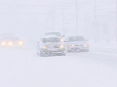 Christmas storm brings a record 34 inches of snow to Pennsylvania city