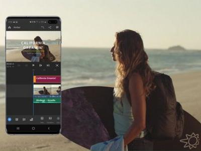 Adobe Premiere Rush launched for Samsung Galaxy devices