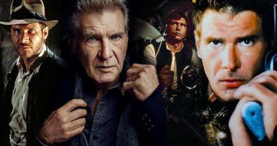 Harrison Ford Wants to Reboot All of His Classic Movie Franchises