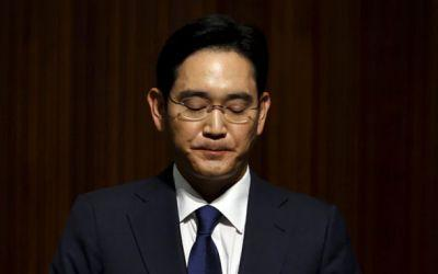 Samsung chief Jay Y. Lee to be arrested on bribery charges