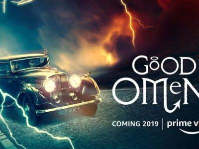 Comic-Con: Amazon Debuts Good Omens First Look Video!