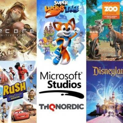 THQ Nordic and Microsoft bring multiple Xbox games to PC