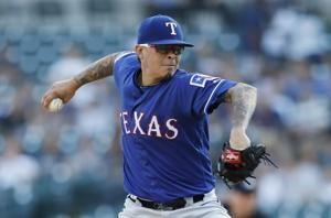 Rangers beat Detroit 5-3, handing Tigers another home loss